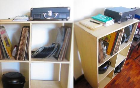 shelf #1